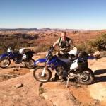 brody motorcycle patrol sand flats.